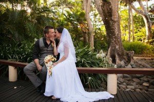 Fiona& Michael on bench